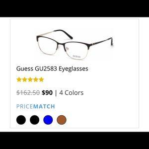 Guess frames. GU2583. 002. 53 17 135. Beautiful !